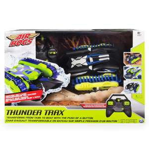 Air Hogs Thunder Trax Radio Controlled Truck £10 + £3.95 delivery at Argos