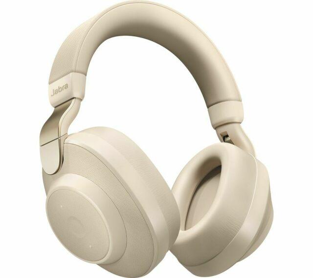 JABRA Elite 85h Wireless Bluetooth Noise-Cancelling Headphones in Gold/Beige - £120.96 @ eBay/currys_clearance