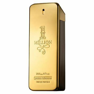 PACO RABANNE 1 Million Eau de Toilette Parfum Spray 200ml £58.32 @ beauty-scent ebay