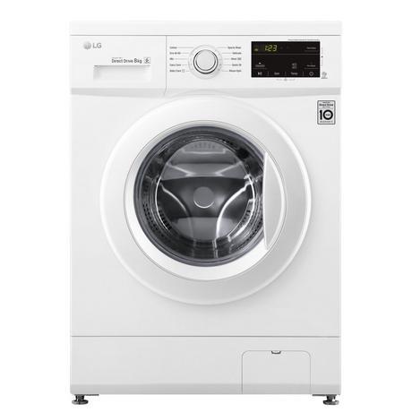 LG F4MT08WE 8kg Direct Drive washing machine £299 @ Euronics