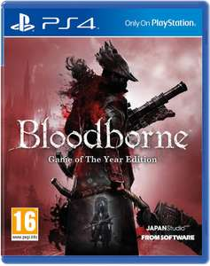 Bloodborne: Game Of The Year Edition PS4 £19.60 at musicmagpie ebay