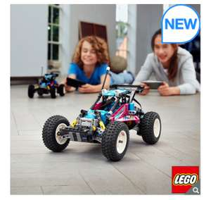 LEGO Technic Off-Road Buggy - Model 42124 (10+ Years) £99.99 at Costco