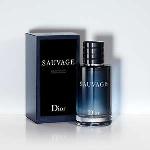 Dior Sauvage 100ml EDT for £62.90 with code @ The Fragrance Shop