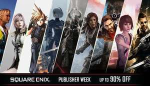 Square Enix Sale : Deus Ex: GOTY / Dungeon Siege / Legacy Of Kain / Thief Gold 69p Each / ROTR 20 Year £3.99 + more @ Humble Bundle