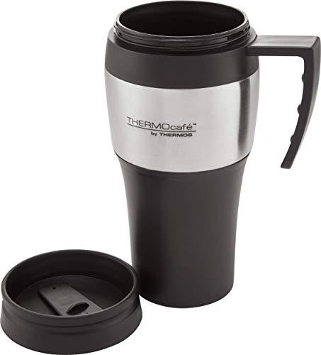 Thermos ThermoCafé 2010 Travel Mug 400 ml - £2.75 Prime / +£4.49 Non-Prime @ Amazon