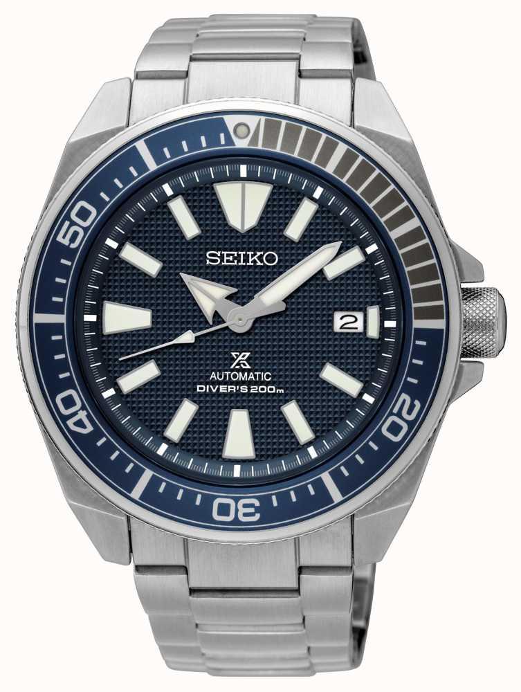 Seiko Samurai watch. SRPF01K1 - £287.10 with code @ First Class Watches