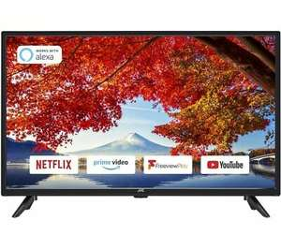"JVC LT-32C600 32"" SMART WIFI LED TV (Ex-Display) - £119.98 with code @ eBay / electrical_bargain"