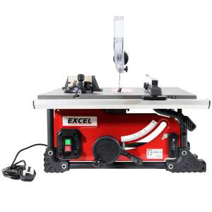Excel 210mm Portable Table Saw 1500W - £157 @ Tools4Trade