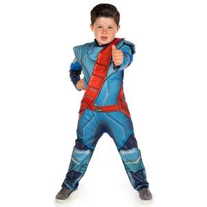 Thunderbirds Are Go Costumes now £2.50 with code - Delivery is £3.49 / Free with £25 spend @ Poundtoy