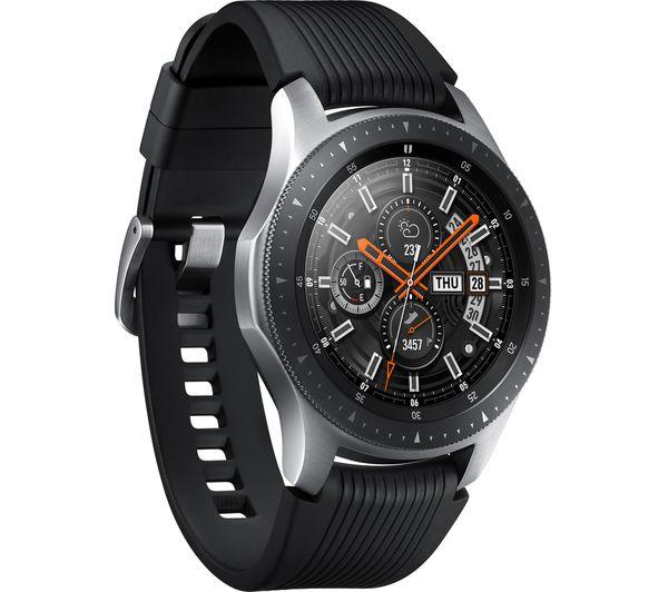 SAMSUNG Galaxy Watch - Silver 46 mm £179 - Currys PC World