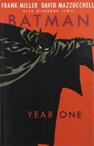 Batman: Year One (Deluxe) by Frank Miller & David Mazzucchelli £5.99 delivered @ Forbidden Planet