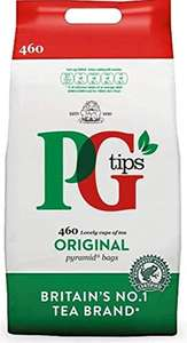 PG Tips 460 Teabags, £6.71/£6.37 Subscribe & Save (+£4.49 Non-Prime) @ Amazon