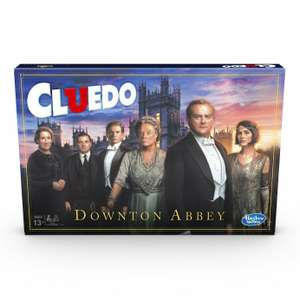 Downton Abbey Cluedo from Hasbro Gaming - 2-6 Players - £9.49 delivered @ Argos / ebay