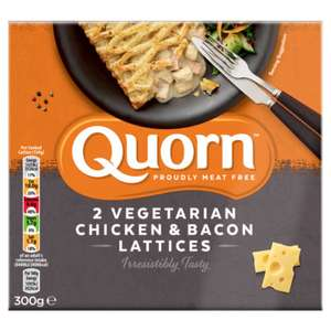 Quorn 3 for £5 Mix and match deal (+ Delivery Charge / Minimum Spend Applies) @ Asda