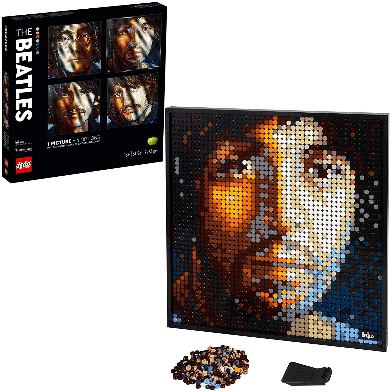 LEGO Art 31198 The Beatles - £75 delivered @ Amazon
