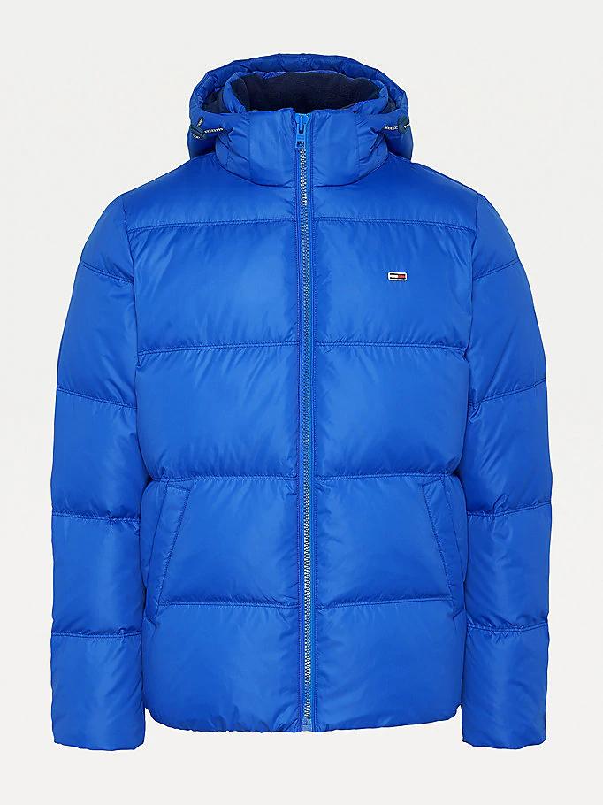 Tommy Hilfiger Mens Essential Filled Down Jacket (Various colours, Sizes XS - M) £90 Delivered @ Tommy Hilfiger
