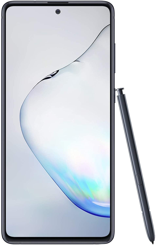 Samsung Galaxy Note 10 Lite Aura Black - £395.81 @ Amazon