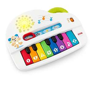 Fisher-Price GFK04 Laugh and Learn Silly Sounds Light-Up Piano £10.50 (Prime) + £4.49 (non Prime) at Amazon