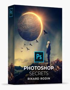 Photoshop Secrets by Rikard Rodin ($27 Value) Temporarily FREE at Nucly