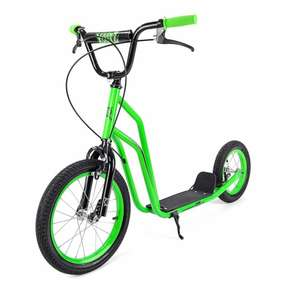 Xootz Retro Big Wheel Push BMX Scooter Green - £64.99 @ TheGiftandGadgetStore