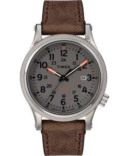 Timex Allied Lt 40mm Leather Strap Watch £44.99 @ Timex Shop