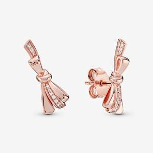 Pandora earrings now £18 + £2.99 delivery at Pandora Shop