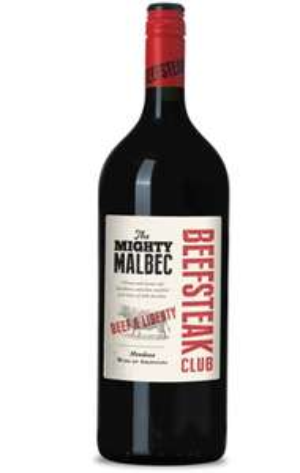 1.5l Beefsteak Malbec Red Wine £8.99 Morrison's Hyde Store