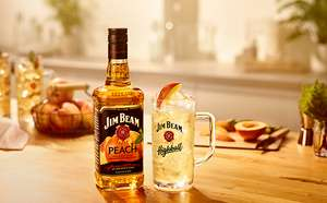 Jim Beam Peach 70cl £13 @ Asda (+ Delivery Charge / Minimum Spend Applies)