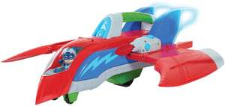 PJ Mask Air Jet Playset £17.50 (+£4.49 non-prime) @ Amazon
