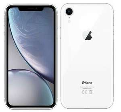 "New Apple iPhone XR 4G 6.1"" Smartphone 3GB RAM 64GB Unlocked Sim Free - £344.87 with code @ eBay / cheapest_electrical"