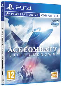 Ace Combat 7: Skies Unknown (PS4) for £14.99 / (+£2.99 Non Prime) delivered @ Amazon