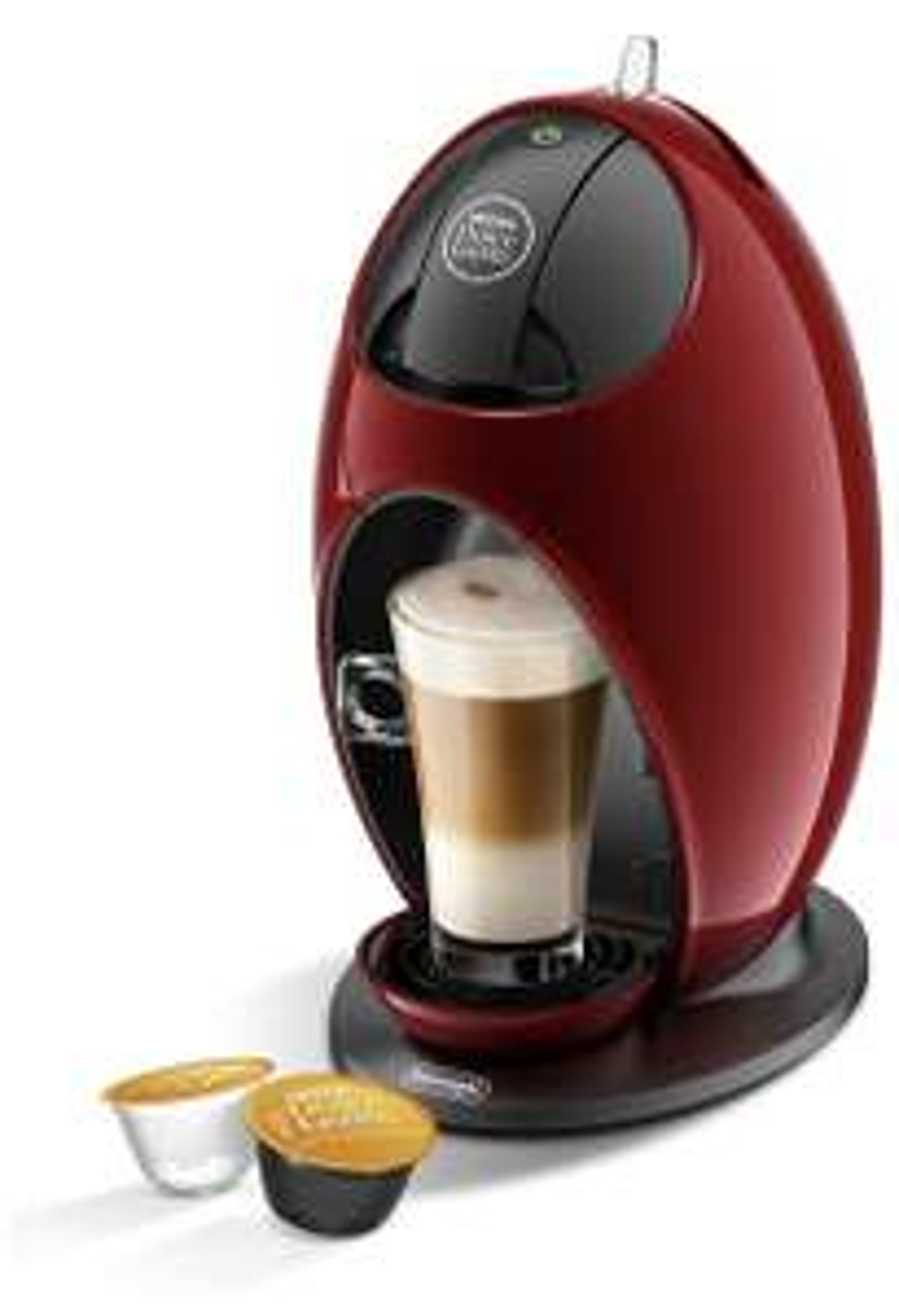 DeLonghi Nescafé Dolce Gusto Jovia Pod Capsule Coffee Machine Red - £28 Delivered @Amazon