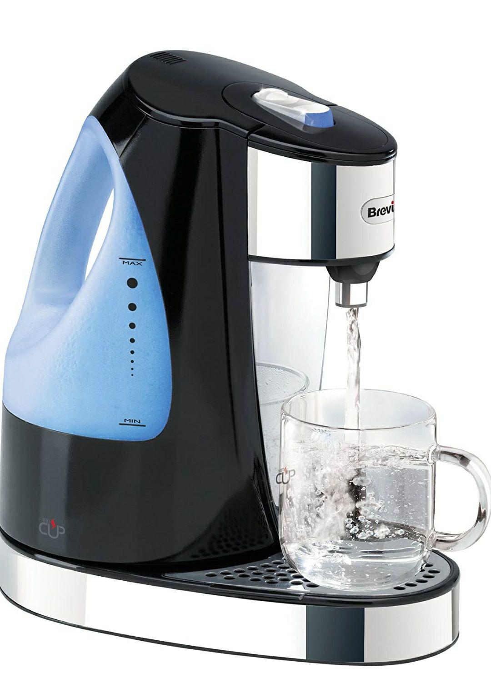 Breville HotCup Hot Water Dispenser, 3 KW Fast Boil, 1.5 Litre, Gloss Black- £30 Delivered @ Amazon