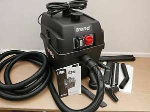 TREND T35 Dust Extractor and Wet/Dry VACUUM £187.88 at abbeypower ebay