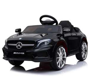 12V Kids Ride On Car Electric Licensed MERCEDES BENZ AMG GLA45 - £95.99 delivered using code @ toyosports / eBay