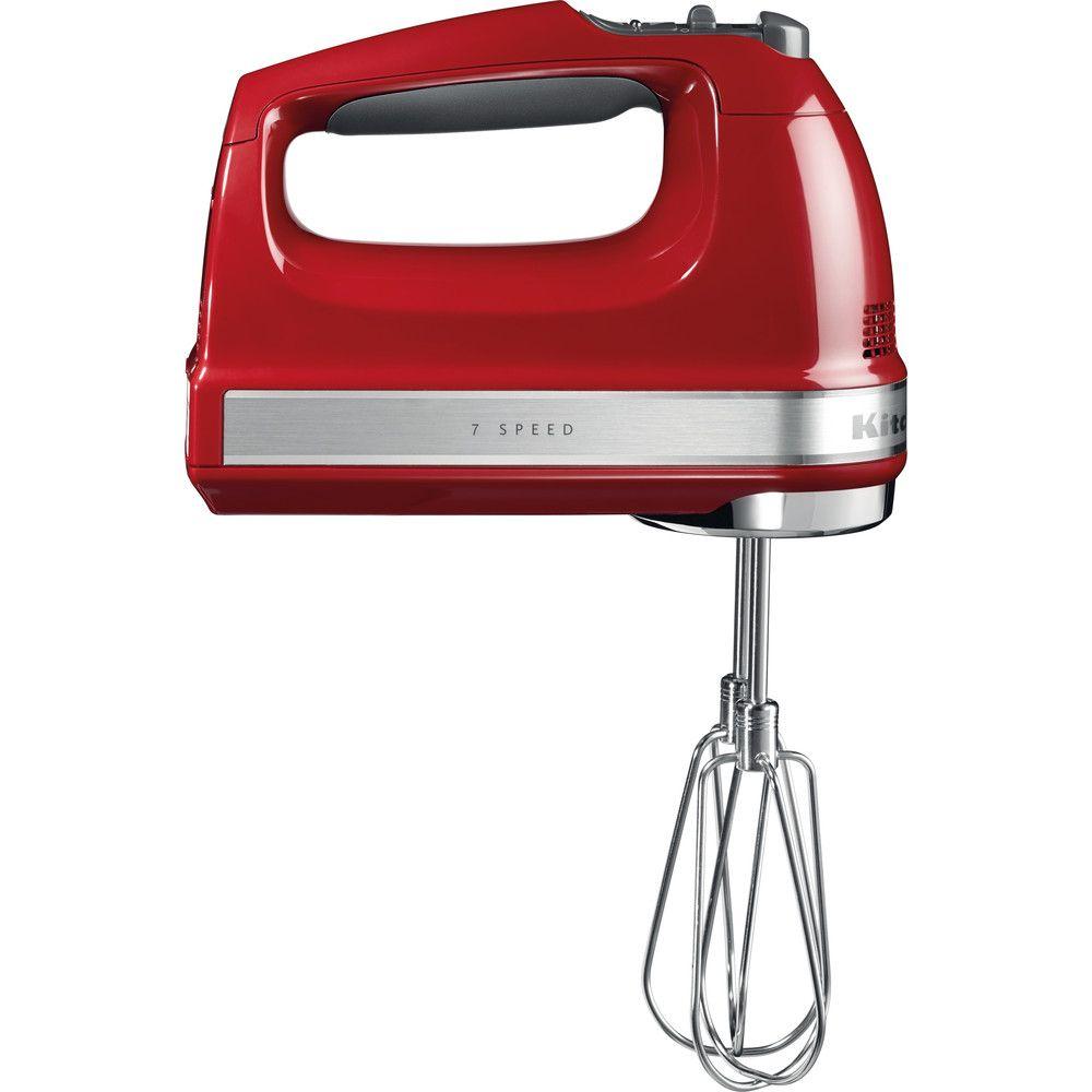 KitchenAid Hand Mixer 7 Speed 5KHM7210 - £74.25 delivered at KitchenAid Store