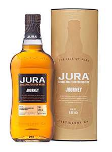 Jura Journey Single Malt Whisky, 70 cl, 40% ABV - £22 at Amazon
