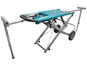 Makita WST01N Adjustable Wheeled Mitre-Saw Stand £208.05 delivered with code @ FFX