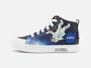 Kids Skechers E-Pro Astroflight Nasa Space themed Hi Top Trainers Now £20 delivered @ Zalando