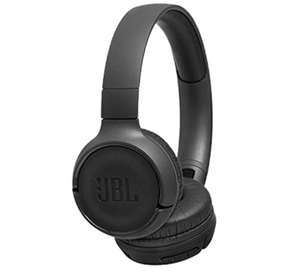 JBL Tune 500 Wired Headphones, Black A Mint/New Condition - £16.95 Delivered @ CeX