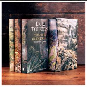 The Hobbit & The Lord of the Rings Boxed Set: Illustrated edition - £60.70 at Amazon