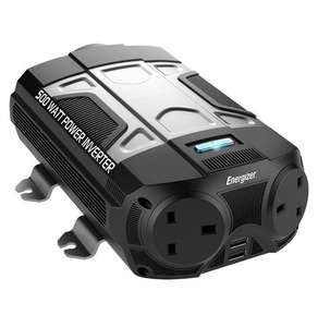 Energizer 500W Power Inverter £60.24 delivered @ Argos