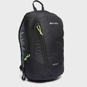 Eurohike Active 10 backpack/rucksack - available in 3 colours - (£4 per backpack + £3.95 delivery = £7.95 at Millets)