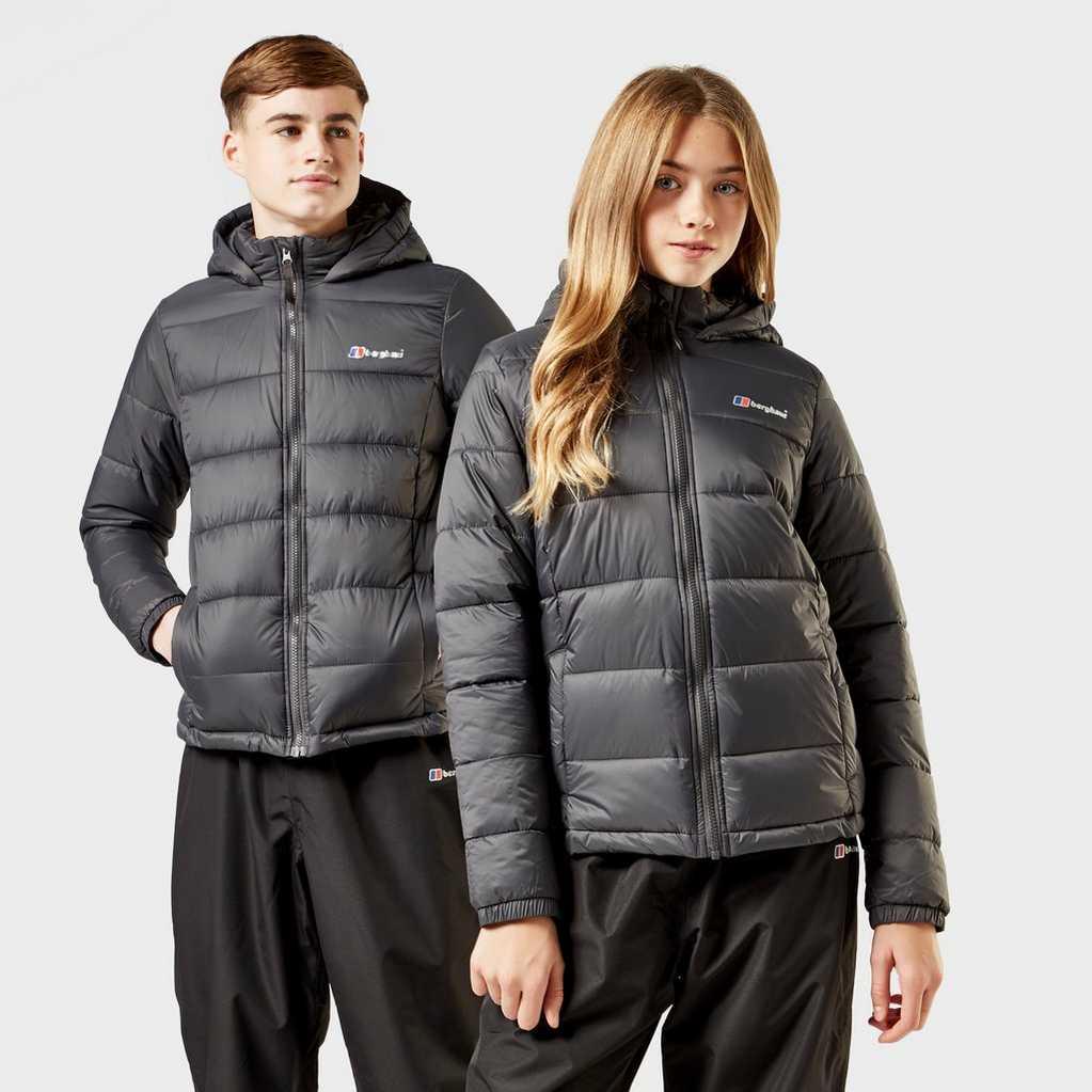Kids' Burham Berghaus Insulated Jacket at Millets for £30.93 delivered, 7% topcashback