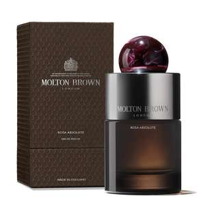 Molton Brown Rosa Absolute Eau de Parfum EDP 100ml £60 delivered at Molton Brown