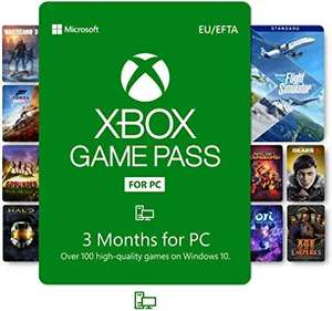 3 Month Xbox Game Pass for PC - £13.99 @ CDKeys