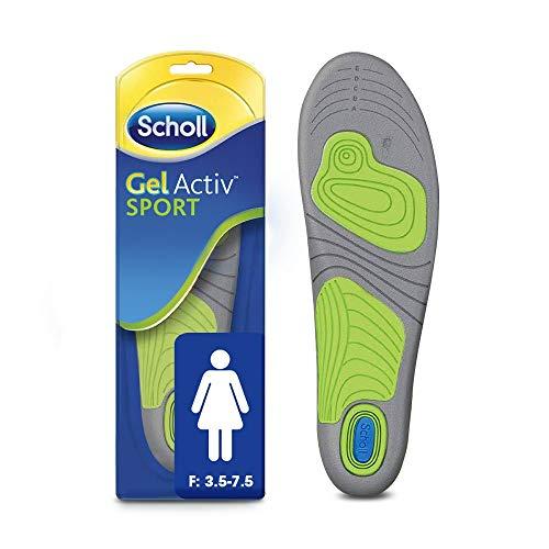 Scholl Women's Gel Activ Sport Insoles UK Size 3.5-7.5 £8.99 Amazon Prime / £13.48 Non Prime