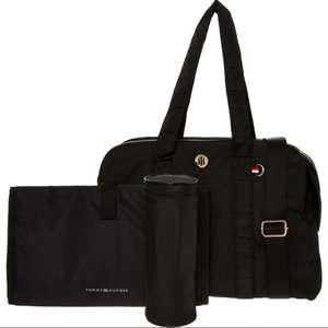 Back in stock: Tommy Hilfiger baby changing bag with mat £39.99 + £3.99 del at TK Maxx