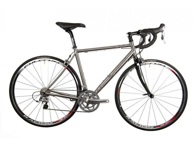 Sabbath Silk Road 105 R7000 Titanium Frame/Carbon Fork £1,230 delivered @ Spa Cycles