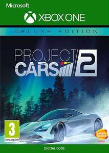 [Xbox One] Project Cars 2 Deluxe Edition Inc Base Game & Season Pass - £8.49 @ CDKeys